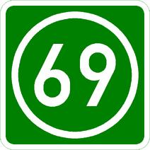 Knoten 69 grün