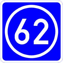 Knoten 62 blau