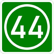 Knoten 44 grün