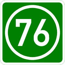 Knoten 76 grün