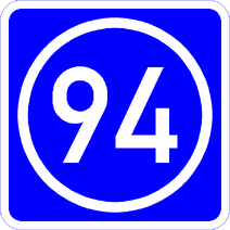 Knoten 94 blau