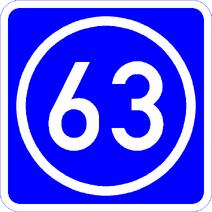 Knoten 63 blau