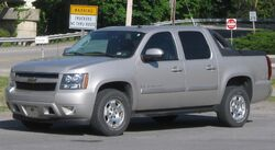 2nd Chevrolet Avalanche -- 04-30-2010