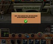 Hey the garage