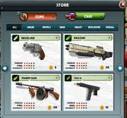 Store guns