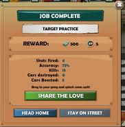 Job Complete