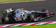 Kamui Kobayashi 2012 Japan FP2