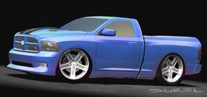 Dodge Ram RT Concept 1