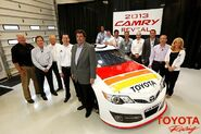 2013-toyota-camry-nascar-race-car-unveiled-photo-gallery 7