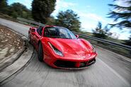 2016-Ferrari-488-Spider-front-three-quarter-in-motion-06