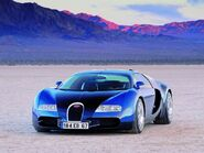 Bugatti EB 18 4 Veyron Concept 2000 1