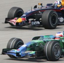 F1 whitestripetyres