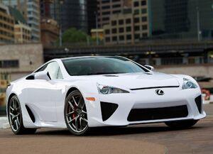 Superieur Lexus LFA
