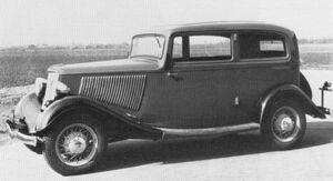 Ford rheinland 1934
