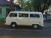 Volkswagen T2 in Brazil