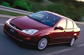 FordFocusSaloon1999