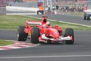 Michael Schumacher 2005 Canada