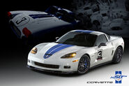 Corvettez0650thanniversary24hrlemans