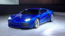 Lamborghini Asterion Concept