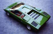 Lamborghini Countach LP400 Prototype