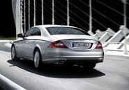 The Brand New Mercedes-Benz CLS-Klasse 2008 3