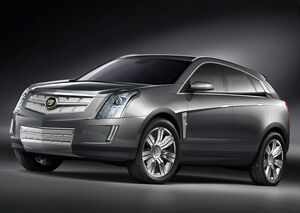 Cadillac Provoq Concept 1