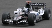 Minardi PS05 British GP 2005