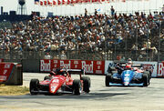 Mark Smith Formula Super Vee Grand Prix of Cleveland 1988
