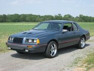86 ford tbird