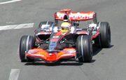 Lewis Hamilton 2008 Monaco
