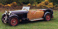 Bugatti type46 wicker ls