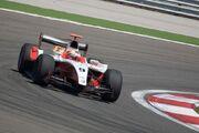 Pastor Maldonado 2009 GP2 Turkey
