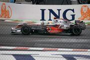 Lewis Hamilton 2008 Belgium