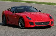 Amazing Ferrari 599 GTO