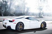 Ferrari-458-italia-white-wallpaper-5