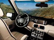 Land Rover-Supercharged Range Rover 0e