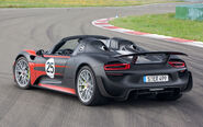 Porsche-918-Spyder-rear-left-side-view