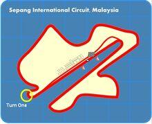 Malaysia 2002 Turn One