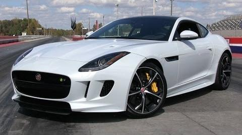 2016 Jaguar F-Type R AWD Coupe Start Up, Road Test, and In Depth Review