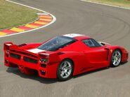 Ferrari FXX rear