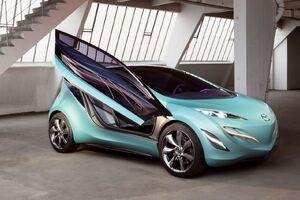 Mazda Kiyora Concept 1
