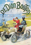 DeDion-Boutonposter