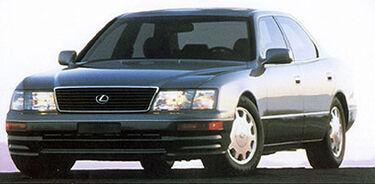 LS 400 1995