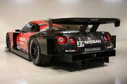 Nissan GT-R GT500 2
