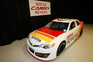 2013-Toyota-NASCAR-Camry-Front-Angle