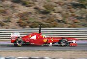 F1 2011 Test Jerez 23
