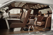 Super Chief Concept interior