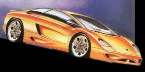 Lamborghini stella 2000 600
