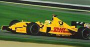 Jordan GP 2002