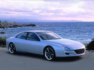 Pininfarina Peugeot Nautilus